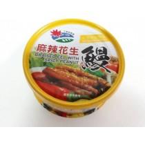 麻辣花生鰻魚罐頭-單罐